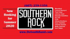 Southern Rock Band -Do South- Performs Live at the Pour House in Dundee on New Years Eve