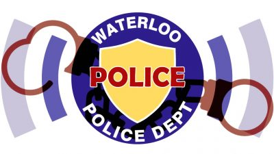 Waterloo man arrested for petit larceny